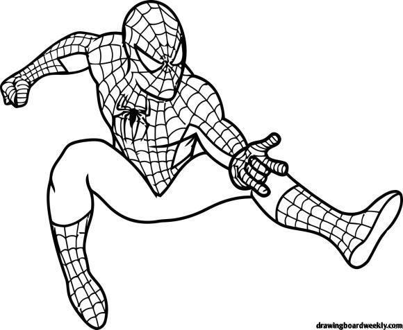 Coloring Page Spiderman Printable Superhelden Malvorlagen Malvorlagen Fur Jungen Malvorlagen Fur Kinder Zum Ausdrucken