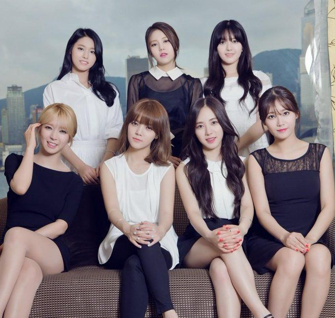 Happy 4th Anniversary AOA..