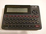 SII Seiko Instruments Handheld Electronic Dictionary/Thesaurus/Spell Checker/Calculator WP-5500