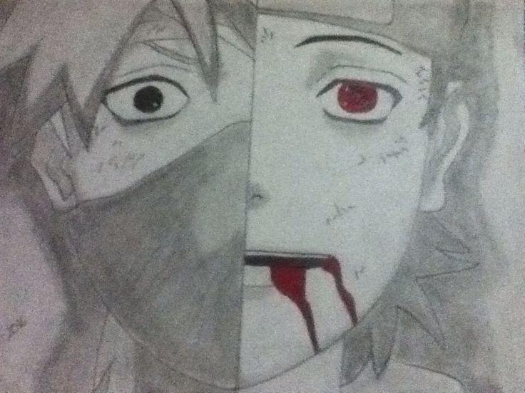 25 beste ideen over Dibujos de kakashi op Pinterest  Naruto