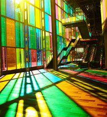 Palais des Congres, Montreal.  Architect: Hal Ingberg.