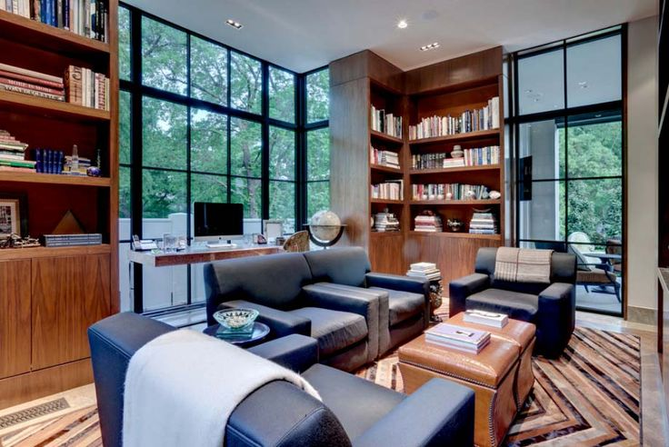 Living Room Design Ideas for Furniture Placement 10