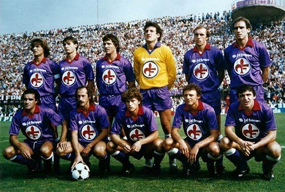 FIORENTINA 1981/82