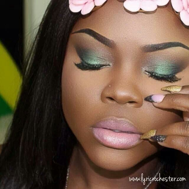 1000+ Images About Make-up For Black Women On Pinterest