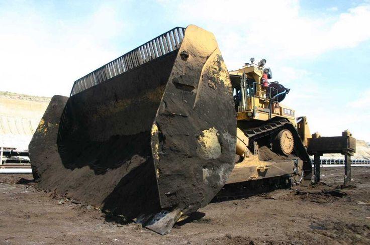 Caterpillar D11r Carrydozer D11 Cat Caterpillar Mining