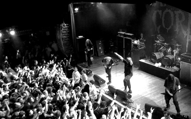 Cannibal Corpse performing live. | \m/ | Pinterest