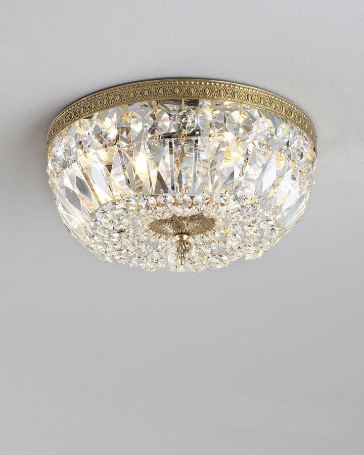 neiman marcus bedroom bath. large prism brass flushmount ceiling fixture neiman marcus bedroom bath
