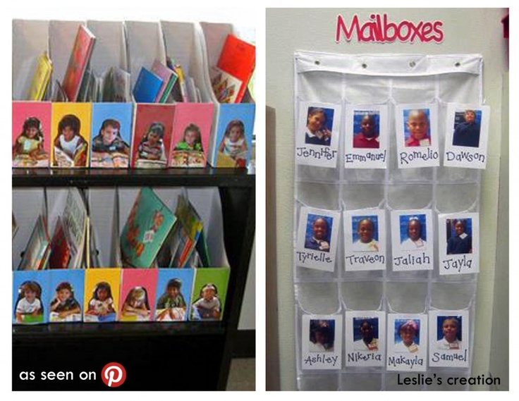 Classroom Mailbox Ideas ~ Best images about preschool parent mailboxes on pinterest
