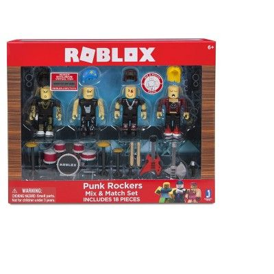 ROBLOX - Punk Rockers