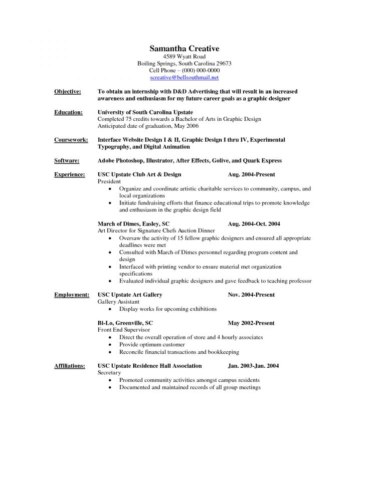 Best 25+ Cv format sample ideas that you will like on Pinterest - typing a resume
