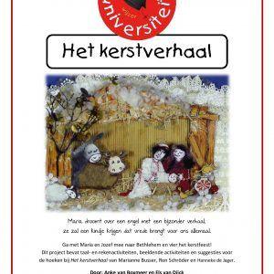 Het-kerstverhaal Ga met Maria en Jozef mee naar Bethlehem en vier het kerstfeest! Dit project bevat taal- en rekenactiviteiten, beeldende activiteiten en suggesties voor de hoeken bij het boek 'Het kerstverhaal' van Marianne Busser, Ron Schröder en Hanneke de Jager.