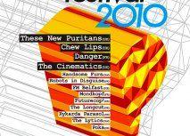 Plisskën Festival 2010 Full Line Up Poster