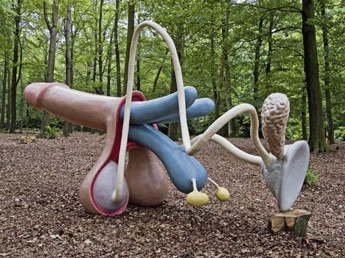Penis, 2003 Atelier van Lieshout