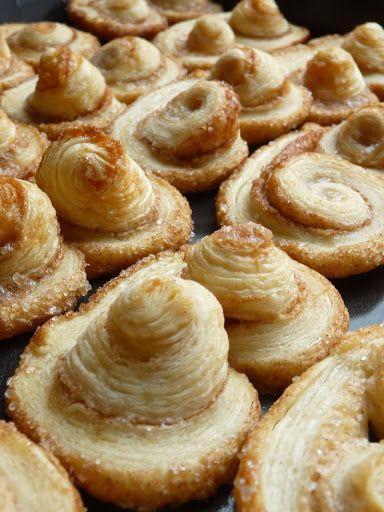 orejitas...sugar and cinnamon cookies