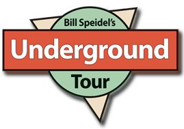 Seattle Underground Tour shows what Seattle may have been like in the 19th Century before the city burned down and they raised downtown.