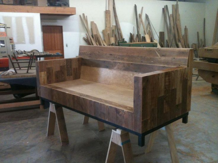 Custom couch with reclaimed wood   Reclaimed Wood FurnitureRustic  FurnitureDiy. 53 best Reclaimed Wood Furniture images on Pinterest