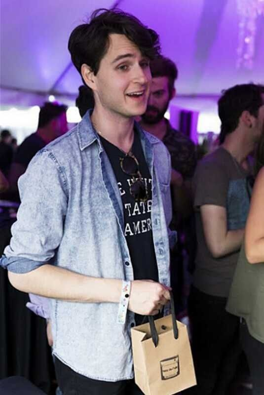 Ezra Koenig from Vampire Weekend
