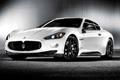 2009 Maserati GranTurismo S MC Sport Line