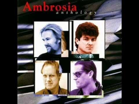 """Ambrosia ~ """"I Keep Holding Onto Yesterday"""""""
