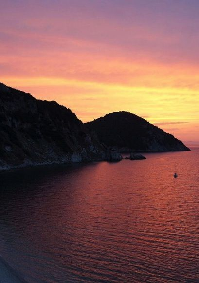 ELBA: This island off the Tuscan coast—famous for harboring Napoleon during his exile in 1814—boasts more than 70 beaches.