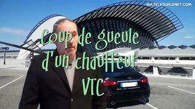 Coup de gueule d'un chauffeur VTC