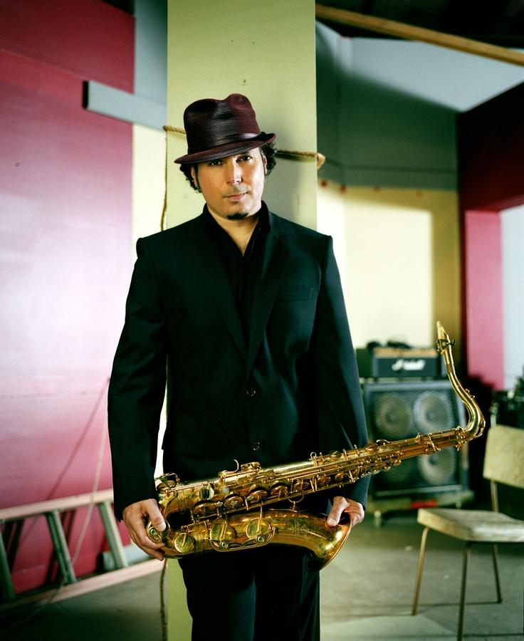 Boney James is one Funky, Jazz dude.