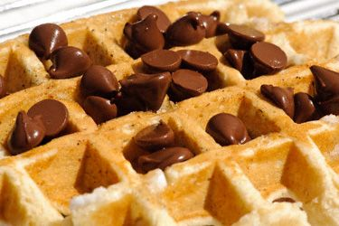 Waffle maker recipe ideas: #DreamFSW and #foodie