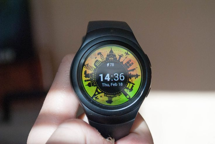 awesome Five Watch faces to check out for your Samsung Gear S2