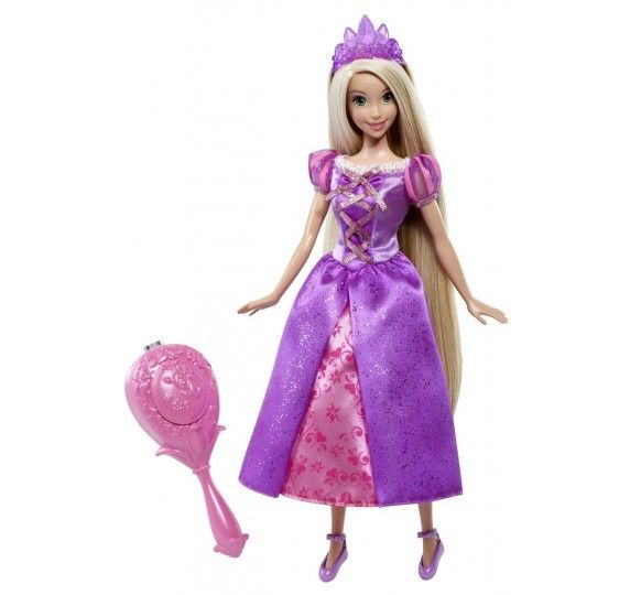 Rapunzel Magica Chioma