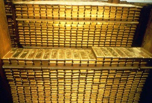 Gold Bullion, wow I want a few