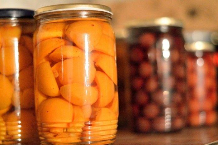 Zaváranie ovocia bez cukru
