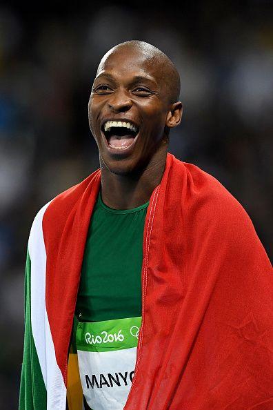 Luvo Manyonga Long Jump Silver Medalist Rio