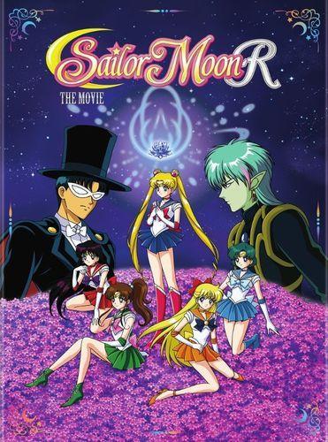 Sailor Moon R: The Movie [DVD] [1993]