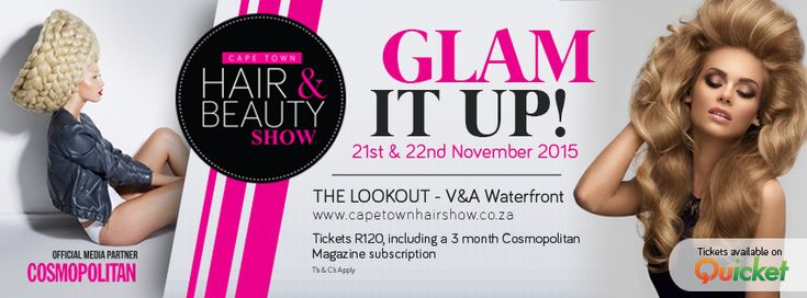 The two-day beauty affair event is dedicated to fabulous hair, fashion and beauty brands and the people who love them. This amazing show offers a unique opportunity for the best hair, fashion; beauty and lifestyle brands to connect with