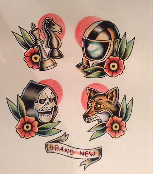 Brand New tattoo designs.