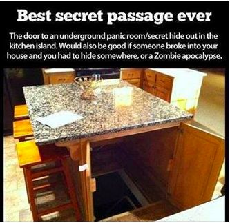 secret passage: Wine Cellar, Zombies Apocalyp, Secret Passage, Dreams House, Storms Shelters, Kitchens Islands, Panic Rooms, Hidden Rooms, Secret Rooms