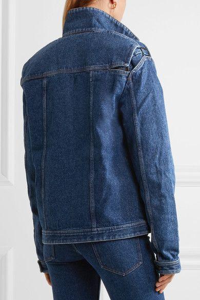 Y/PROJECT - Layered Denim Jacket - Dark denim - FR