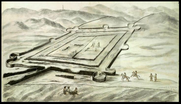 Brittenburg 1752
