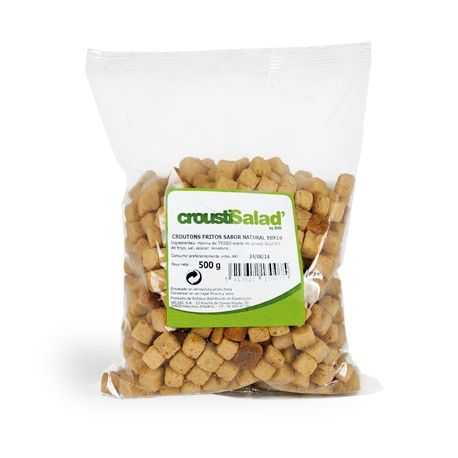 #Croutons para las ensaladas