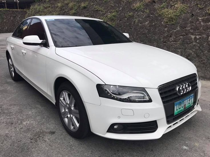 Local Purchase 2012 Audi A4 2.0TDi Low Mileage Very Fresh Call 09175287233 for more info or click image for Price #audi  #audia4  #r8  #german  #bmw  #rs3  #quattro  #a4  Please LIKE, LOVE and SHARE this Car for Sale .. Thank You