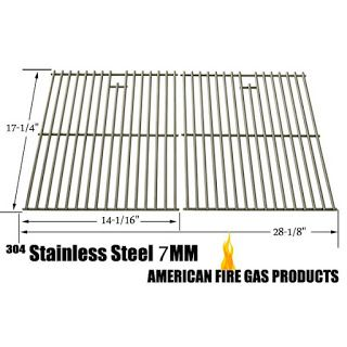 Grillpartszone- Grill Parts Store Canada - Get BBQ Parts,Grill Parts Canada: Mission Cooking Grid | Replacement 2 Pack Stainles...