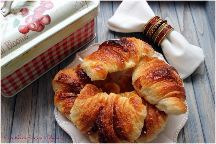 CROISSANTS (THERMOMIX)
