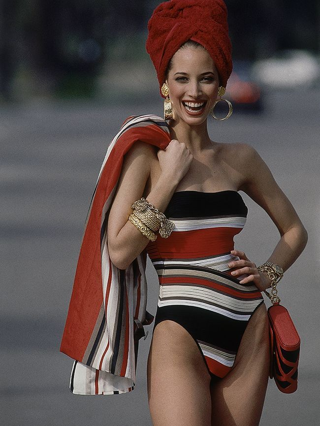 In All Honesty, Christy Turlington Is the '90s Supermodel ...