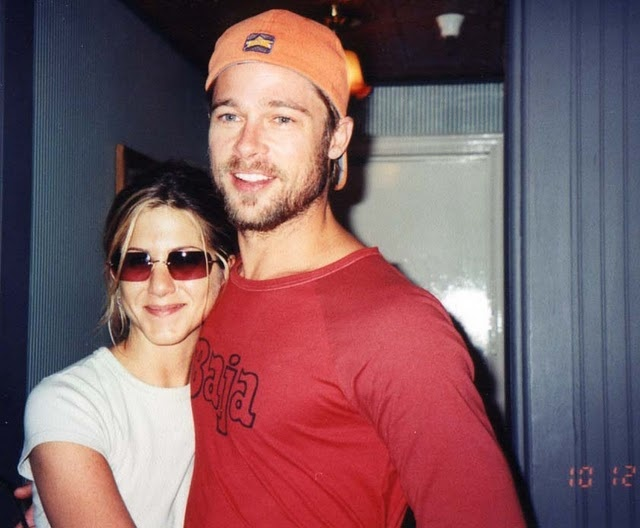 Jeniffer Aniston & Brad Pitt, they should have never of broken up