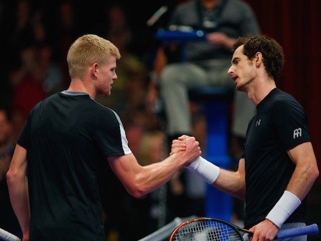 Andy Murray impressed with Kyle Edmund progression #Tennis