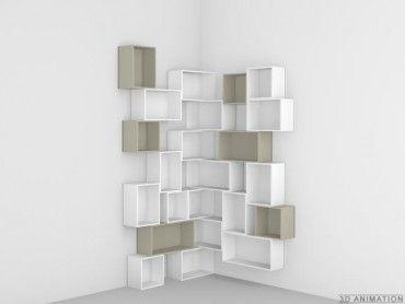 dvd regal ber eck ideen pinterest room and house. Black Bedroom Furniture Sets. Home Design Ideas