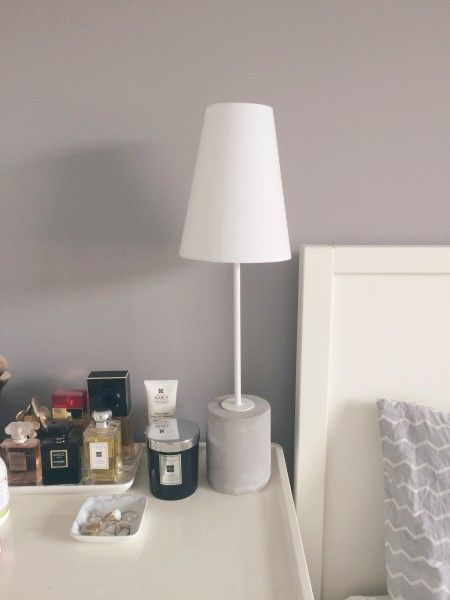 Ira Table Lamp, White | made.com