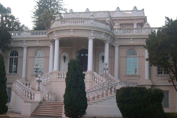 El Palacio Rioja de Viña del Mar, cuenta con una arquitectura barroca. www.finisnova.com