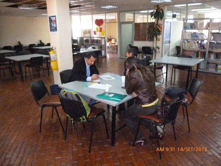 Biblioteca Pública Joaquín Piñeros Corpas. Soacha - Cundinamarca. Colombia.