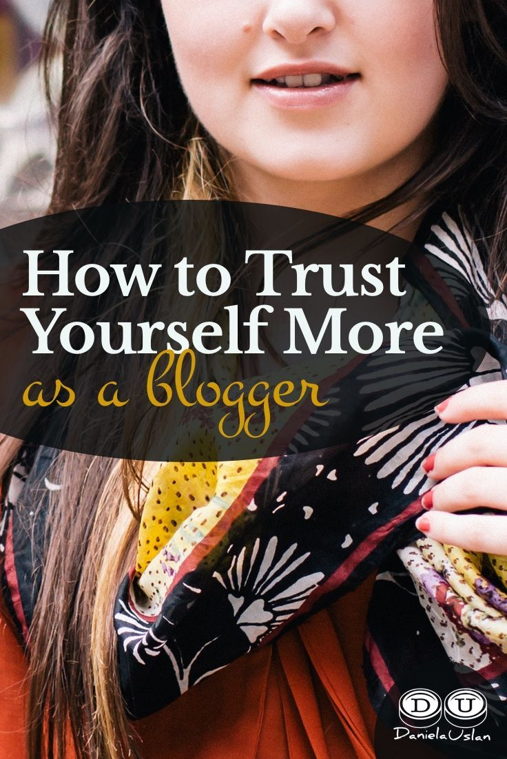 In order to create content that truly matters, you need to learn how to trust yourself and to silence your fear. Here's how. via @danielauslan